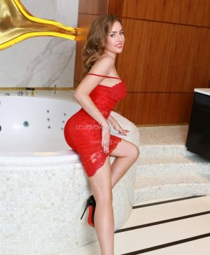 Alegria escort girl