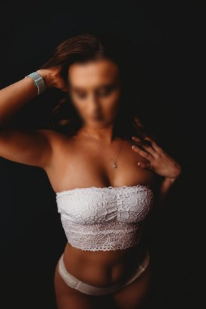 Maria-thérèse outcall escorts in Fort Lupton CO and sex dating